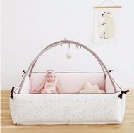 XL Inua Bumper Bed (Pink)
