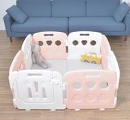 BeneBene Babyroom - Coral (8 Panels)