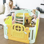 Round Babyroom - Mint (Without Slide)