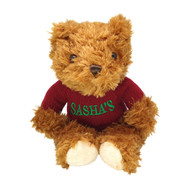 EXCLUSIVE SASHA'S BEAR FURRIE BROWN
