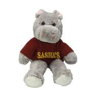 LOVELY SASHA'S HIPPO BAGEL