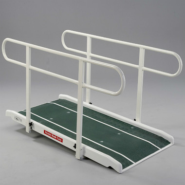 Jetmarine Standard Access Ramp with Double Folding Handrails