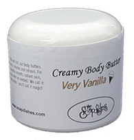 Very Vanilla Body Butter 4oz