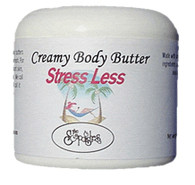 Stress Less Body Butter 4oz