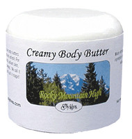 Rocky Mountain High Body Butter 4oz