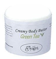 Green Tea Body Butter 4oz