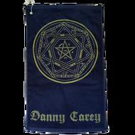 DANNY CAREY DRUM TOWEL