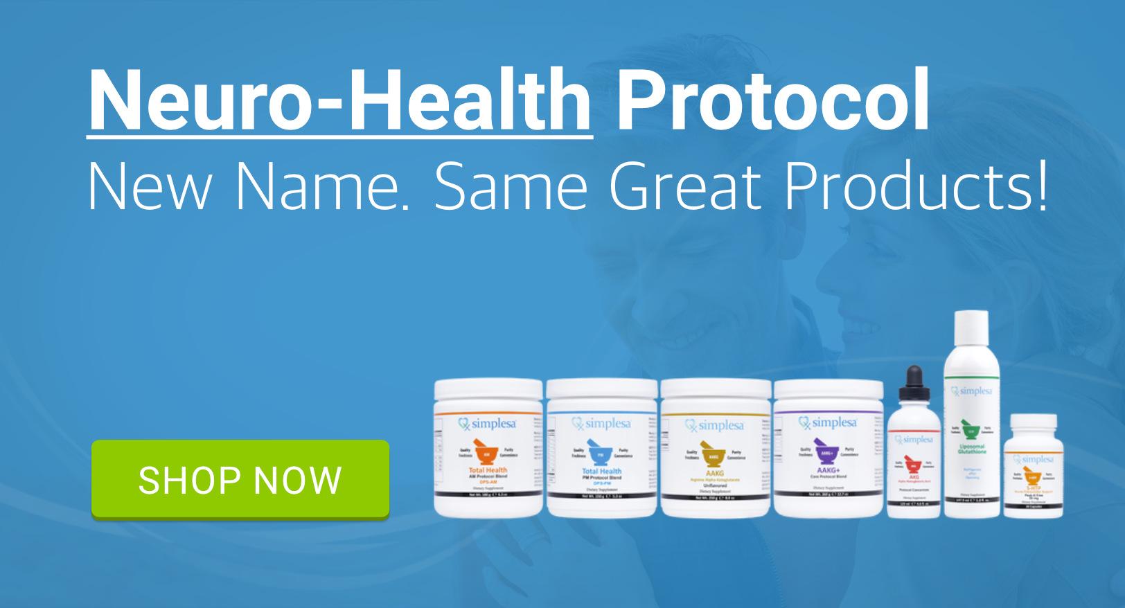New Name - Neuro-Health Protocol