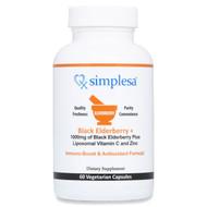 Black Elderberry + Immuno-Boost & Antioxidant Formula PROMO