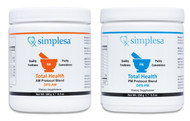 Total Health AM & PM Powder Blends 30-Day Supply