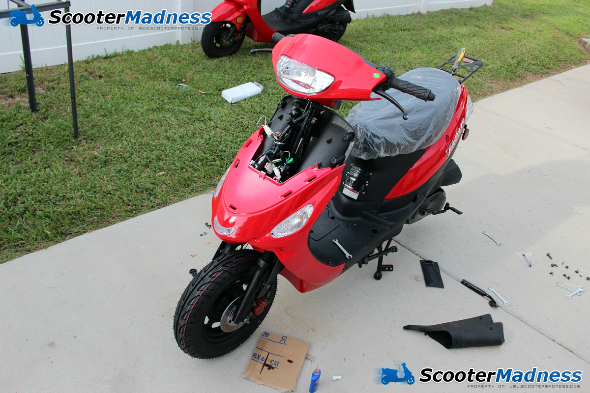 Scooter Madness FAQ-Frequently Asked Questions and Answers