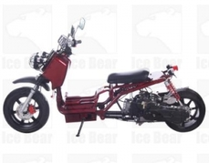 IceBear Maddog PMZ50-19 50cc Gas Street Legal Scooter