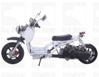IceBear Maddog PMZ50-19 50cc Gas Street Legal Scooter