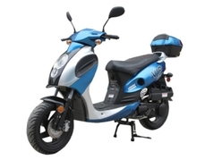 TaoTao POWERMAX-150 Gas Street Legal Scooter