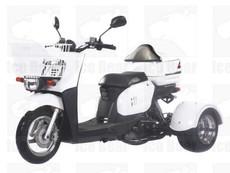 IceBear MINI CRUZZER (PST50-9) 50cc Trike Gas Street Legal Scooter
