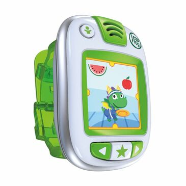 LeapFrog LeapBand, Green (Box Damaged)