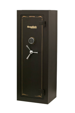 SnapSafe Titan Digital Modular Safe, Storage for Firearms and Valuables for Home or Office, Security Gunsafe with Electronic Lock Perfect for Closet