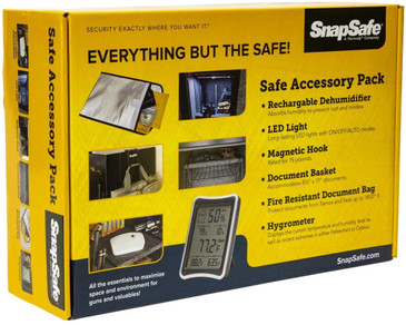 SnapSafe 75850 Safe Accessory Pack