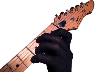 Guitar Glove for Fingertips by Musician Practice Glove – Includes 1 Guitar Glove – Perfect for Professional and Beginner Musicians – Continue Guitar Practice with Cuts, Blisters, Sore Fingertips