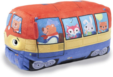 Cuddle Barn Sing Along Wheels - Choo-Choo Chuck