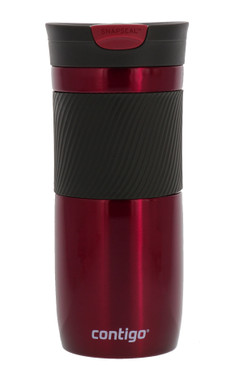 Contigo Byron SnapSeal Insulated Travel Mug, 16 oz   Leak-Proof Stainless Steel Travel Mugs