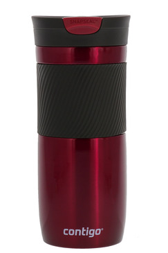 Contigo Byron SnapSeal Insulated Travel Mug, 16 oz | Leak-Proof Stainless Steel Travel Mugs
