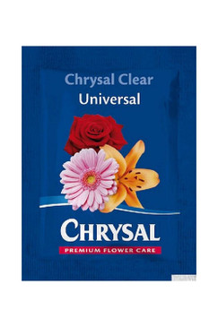 Chrysal Clear Universal Flower Food