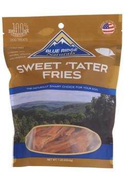 Blue Ridge Naturals Sweet Tater Fries Dog Treats, 1lb