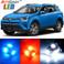 Premium Interior LED Lights Package Upgrade for Toyota RAV4 (2006-2019)