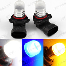 9005 HB3 9145 3W High Power LED Bulbs for DRL Fog Lights