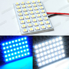 Super Bright LED Panel for Interior Dome Map Door Light 40-SMD