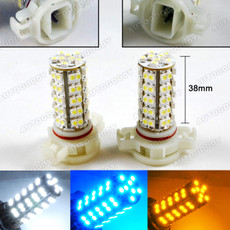 H16 LED Bulbs 68-SMD for DRL / Fog Lights