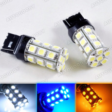 7440 T20 LED Bulbs 24-SMD for Backup Reverse Tail Lights
