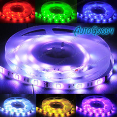 5 Meters Color RGB 150 SMD LED Strip Light