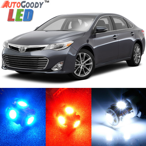 Premium Interior LED Lights Package Upgrade for Toyota Avalon (2005-2017)