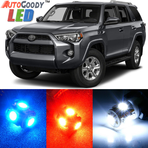 Premium Interior LED Lights Package Upgrade for Toyota 4Runner (2003-2017)
