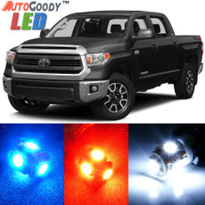 Premium Interior LED Lights Package Upgrade for Toyota Tundra (2007-2019)