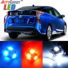 Premium Interior LED Lights Package Upgrade for Toyota Prius (2004-2019)