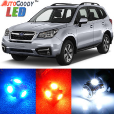 Premium Interior LED Lights Package Upgrade for Subaru Forester (1998-2019)