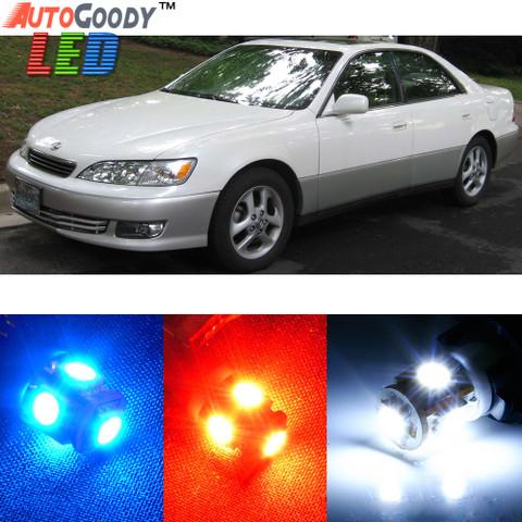 Premium Interior LED Lights Package Upgrade for Lexus ES300 (2000-2001)
