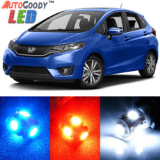 Premium Interior LED Lights Package Upgrade for Honda FIT (2009-2019)