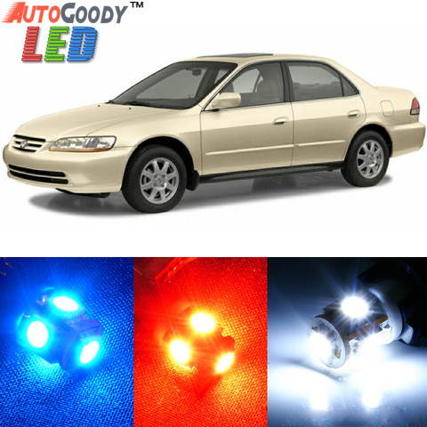 Premium Interior LED Lights Package Upgrade for Honda Accord (1998-2002)