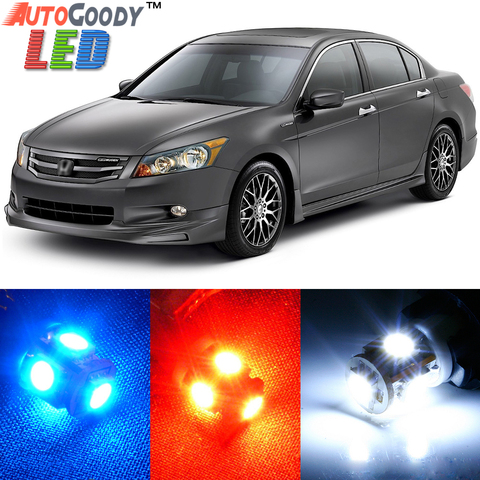 Premium Interior LED Lights Package Upgrade for Honda Accord (2003-2012)