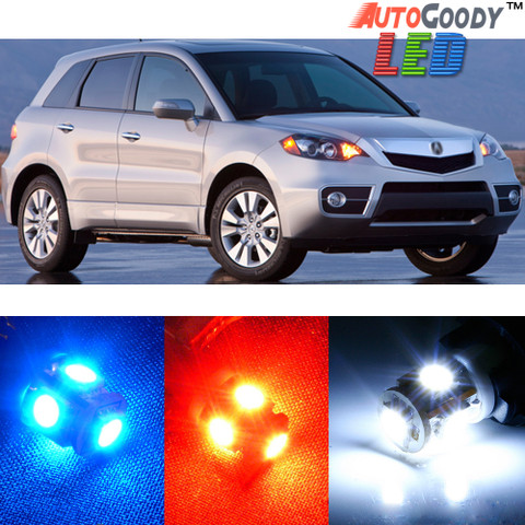 Premium Interior LED Lights Package Upgrade for Acura RDX (2007-2012)