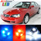 Premium Interior LED Lights Package Upgrade for Acura CL (2001-2003)