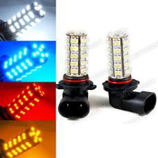 9005 HB3 9145 LED Bulbs 68-SMD for DRL Fog Light