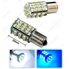 1156 LED Bulbs Backup Reverse Tail Lights 45-SMD