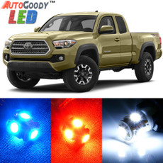Premium Interior LED Lights Package Upgrade for Toyota Tacoma (2005-2019)