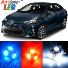 Premium Interior LED Lights Package Upgrade for Toyota Corolla (2000-2019)