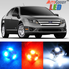 Premium Interior LED Lights Package Upgrade for Ford Fusion (2006-2012)